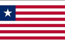 ✧ Liberia ✧ / Liberia, officially the Republic of Liberia, is a country on the West African coast. Capital: Monrovia