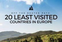 Visit EUROPE   The Hostel Girl