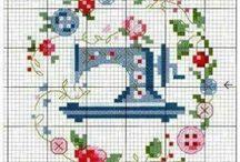 Вышивание крестиком / Здесь хранятся схемы для вышивания крестиком