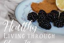 Healthy Living Through Chronic Illness Articles & Messsages