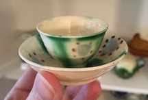 Teacup Tuesday / Every Tuesday, we highlight one of the cups and saucers from Alice's ceramic collection.