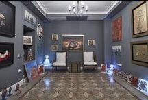 ARTION SPETSES / In April 2016, ARTION inaugurated a brand new art gallery in the premises of Poseidonion Grand Hotel, in the picturesque island of Spetses.