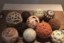 Top ball / #handmade