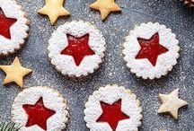 Low Carb Plätzchen / Rezepte für gesunde Low Carb Plätzchen in Deutsch, Weihnachtsgebäck mit Mandel- und Kokosmehl - kalorienreduziert und ohne Zucker gebacken
