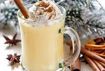Weihnachtsleckereien / Weihnachtlichen Rezepte für Plätzchen, Glühwein, Eierlikör, Kuchen und andere Leckereien