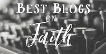 Best Blogs on Faith / This board is dedicated to the best Christian Faith-based blogs on the web. Topics include: Christian living, Christian marriage, faith-based book reviews, and more. Contributors: no pin limit, share one pin each time you pin, and feel free to invite relevant friends. I'll be regularly resharing from this board to ensure its growth. If you want to be a contributor, follow me, not just this board and shoot me an email: inkblotsofhope@gmail.com OR follow my profile and type add me to a pin.