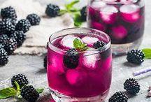 Limonade selber machen - Rezepte / Limonade selber machen ohne Zucker und Low Carb -  einfache Rezepte für selbstgemachte Limonaden; gesunde, kalorienarme und leckere Getränke.