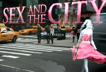 SEX & THE CITY  FASHION / I'm a Native NY'er had to do it..Fashion Ave. Runways..Fashion, Style & Clothes are Hot Stuff  :) Fashion Styles Trends  Seasons ..Glam, Chic & Stylin.. / by Donna M