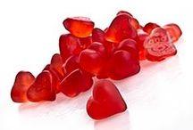 Fruchtgummi & Co / Jelly Belly Beans, Fruchtgummi, Bonbons, Haribo Fruchtgummi, Weingummi & Co