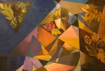 Desestructuras / Pintura al óleo sobre lienzo.