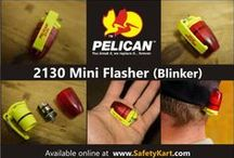 Flashlights from Pelican! / #Pelican #Flashlights come with AWESOME durability and capabilities (features), will get you out of all the dark situations. A lifetime of fun for adventurous people with powerful versions available as well.