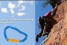 Mountaineering / Climbing / Mountaineering and Climbing is one of the most adventurous trips that a person can have, with numerous activities involved in #Mountaineering such as #Camping, #RockClimbing, #Rappelling, #River-Crossing, etc. Get your hands all the Mountaineering gear and #Climbing gear to ensure you are safe and enjoy as well.