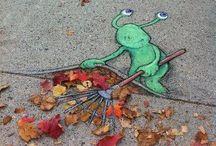 Art & Street Art / Absolutly Amazing!