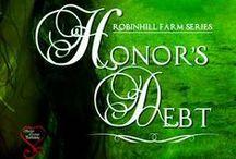Book:  Honor's Debt