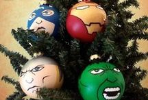 Ornaments-Disney & Pop Culture / by Brandi Johner