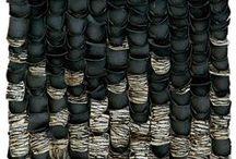 arte con le fibre tessili