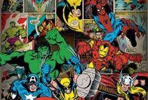 superheroes / Son súper son héroes y son los mejores son los superheroes