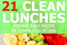 Clean Eating / by Lauras Little House Tips
