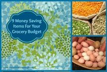 Frugal $$ Saving Tips / by Lauras Little House Tips