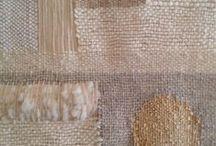 textile + weaving love