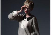 Tricots adultes / Voici de jolies créations à faire si vous aimez tricoter / by Marie-Jeanne Tinguely