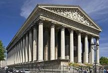 Le 8e : c'est culte ! / Le 8e arrondissement compte de nombreux lieux de culte, donc les plus connus sont certainement l'église de la Madeleine et l'église Saint-Augustin.  Découvrez tous ces monuments dans ce tableau.