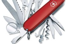 Knives: Swiss Army, Victronix