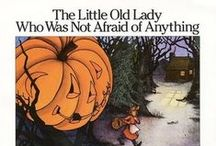 Halloween Books in the CMC / by Cedarville CMC