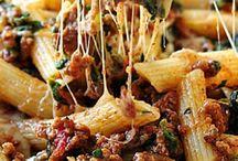 Food: Pastas