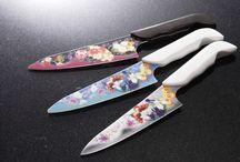 Knives: Ceramic