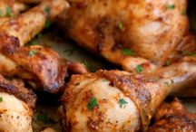 Food: Chicken & Other Poultry