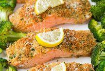 Food: Fish and Sea stuff