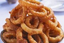 Food: Onion Rings & Onion Stuff