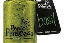Food: Pestos, Salsas and Sauces