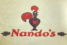 Nando's SA Ads / A collections of Nando's Peri-Peri chicken ads and a tribute to these artists and brilliant ads.