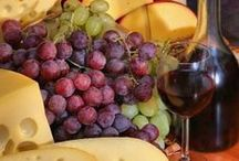 @ WINE + CHEESE / Wine & Cheese and  food pairings for Entertaining ..i love wine tastings / by ✿ڿڰۣ NYRockPhotoGirl ♥♥•♥♥