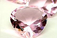 Pink Diamonds & Gems for Breast Cancer