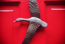 Door Knockers and Knobs / You may pin a total limit of 15 pins per day. / by Beverly Brown