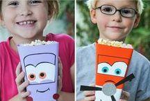 DIY Popcorn Activities