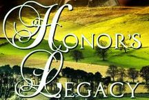 Book - Honor's Legacy :::: Winds of Change / Book 3 in the Robinhill Farm Series