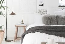 { b e d r o o m } / Please stop me from ever having my bedroom like these ones. I would never leave.