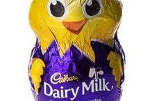 Ostern. Süßes fürs Nest. / Süßigkeiten fürs Osternest und zum Verschenken
