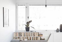 { h o m e } / Very fabulous styling ideas for my very fabulous future home