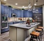 Colorado Dream Kitchens / Kitchen inspiration for new homes in Loveland at The Lakes at Centerra