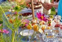 Our parties :) / garden party, private party, party ideas, party inspirations, outdoor party, outdoor living, alfresco