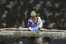 Athletes / I LOVE GYMNASTICS!! / by Cice Rollins