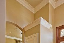 Crown Molding Styles