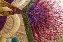 Quilting Inspiration / So many ideas... so little time. / by TinLizzie18