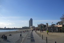 I love Barcelona / One of my favourite cities in the world