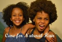 Calder&Alia / NATURAL HAIR I'm a big sister to my adopted baby brother and sister! I'm in charge of their hair and this is my board to give tips and ideas!!! / by tiare ✩ C.